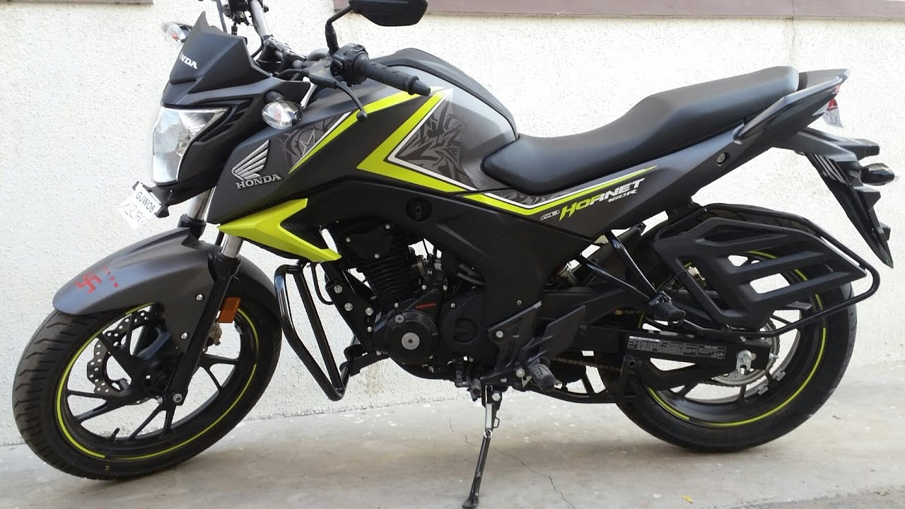 First Look Of Hornet Cb 160r Striking Green Youtube Interiors Inside Ideas Interiors design about Everything [magnanprojects.com]
