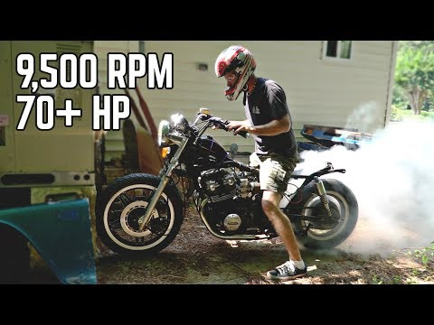 Our 750cc SCREAMS! Carb Tuning, Cross Kart Pt. 5