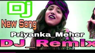 Priyanka_Meher_DJ Remix_dholki type beat DJ dance present(DJ remix garwali vsp group mixing)