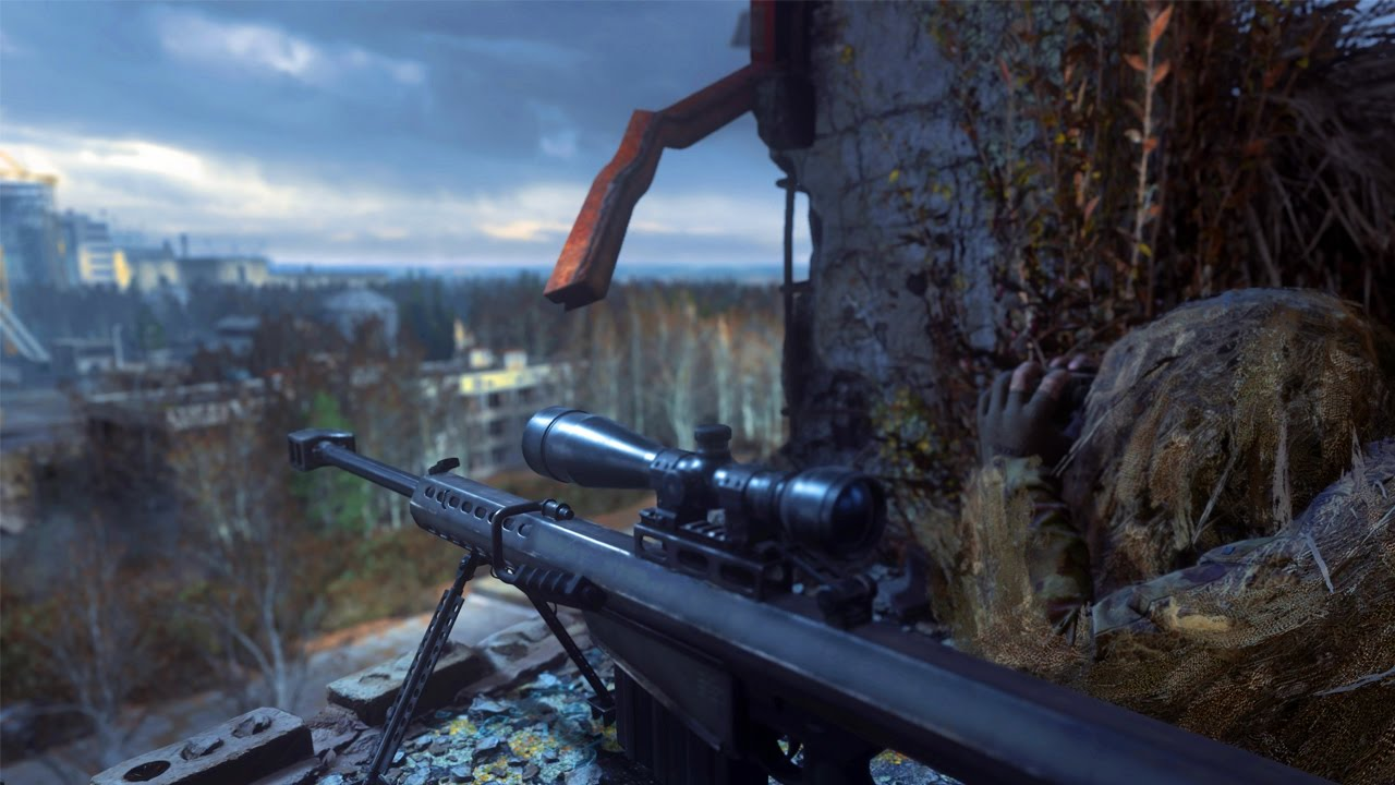 Lo Mejor De Call Of Duty Call Of Duty 4 Modern Warfare Remastered Alphasniper97 Youtube