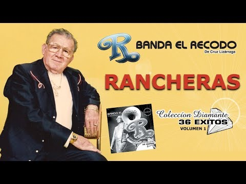 "Banda El Recodo | Album "" Coleccion Diamante: 36 Exitos "" Rancheras Vol.1 Completo 💿"