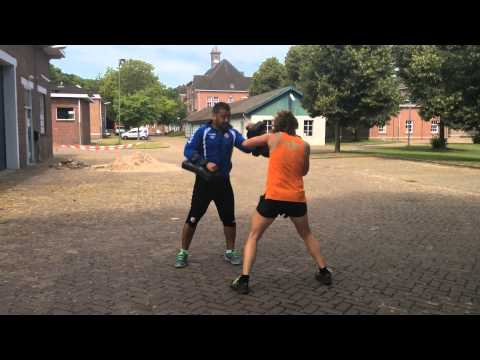 BOKS! in Training