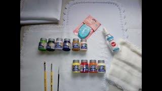 Que Necesito Para Empezar a Pintar En Tela?