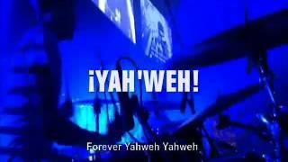 YAHWEH / YAHUVEH -  Nombre Hebreo Santo Sagrado /subtitulo en español e ingles - amightywind.com