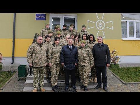 «Наявність комфортного житла дасть можливість набрати  професіоналів до війська», — Міністр оборони