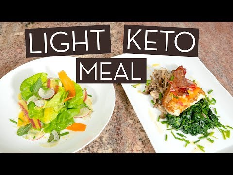 A Personal Chef's Tasty & Light Keto Meal…}