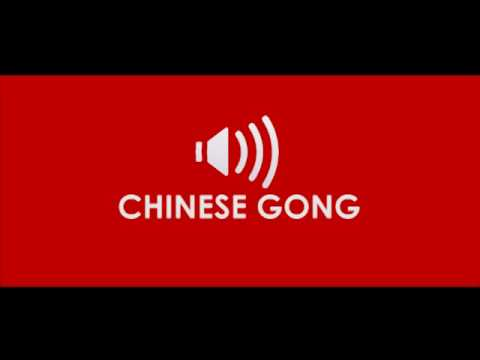 Chinese Gong Sfx | Sound Effects