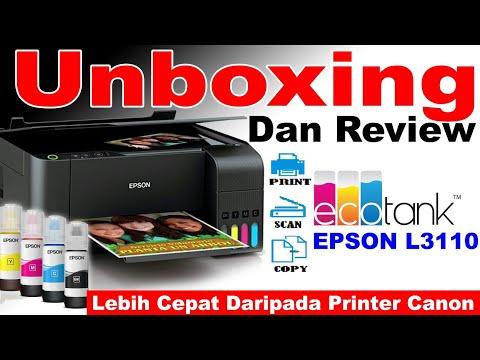 รีวิล Printer Epson L3110