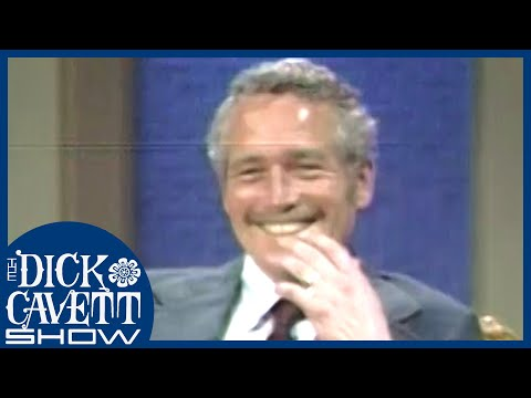 Paul Newman Responds To A Bad Times Reviews | The Dick Cavett Show