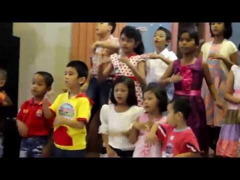 Jangan Lelah by Sekolah Minggu HKBP Saroha