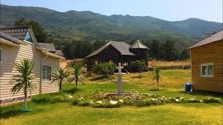 Taline Tourist Village, Tipaza قرية تالين السياحية...