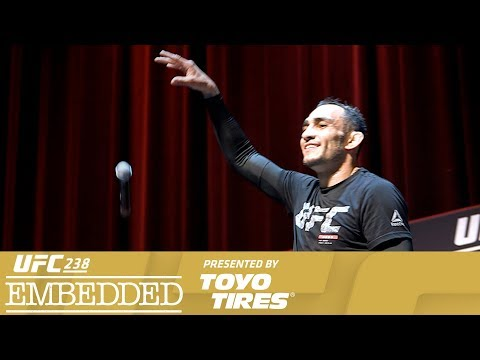 UFC 238 Embedded: Vlog Series - Episode 4