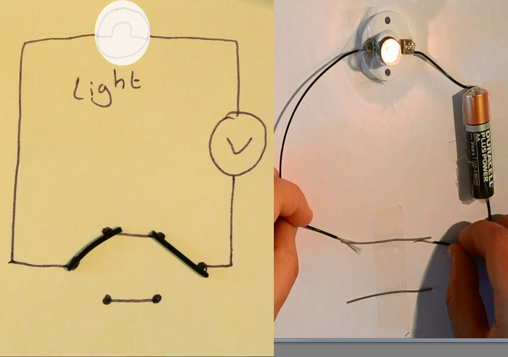House Wiring Diagram Light Switch Eye Muscles Labeled 2 Switches 1 How Does That Work Youtube