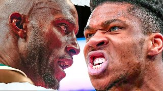 NBA - NEW Most Heated Moments *Rare Clips*