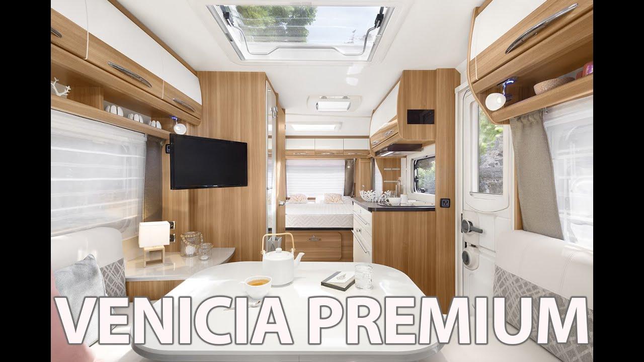 caravanes caravelair venicia premium 2016 youtube. Black Bedroom Furniture Sets. Home Design Ideas