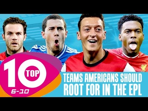 Top 10 Teams in The Premiership Americans Should Root For! (Part 1)