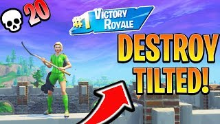 How to Win TILTED TOWERS in Season 6 Fortnite! Season 6 Best Tips and Tricks! (Battle Royale)