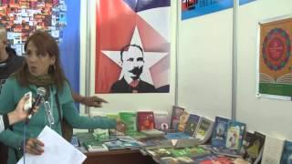 Participa delegación cubana en Feria Internacional del Libro  de Quito