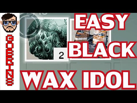 EASY BLACK WAX IDOL! - Black Wax Idol Farming, Easy Black Wax Idol, Quick Best Black Wax Idol!