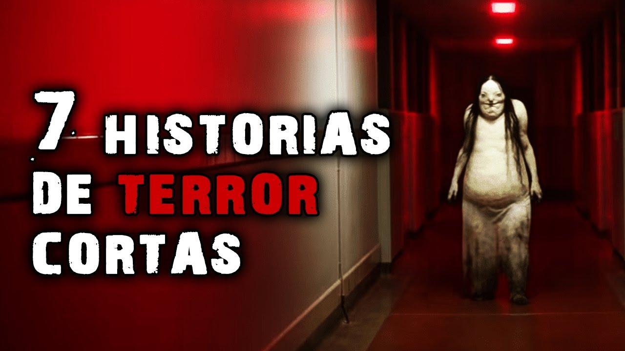 7 Historias de Terror Cortas #1 (Nueva temporada) | SrJoel336