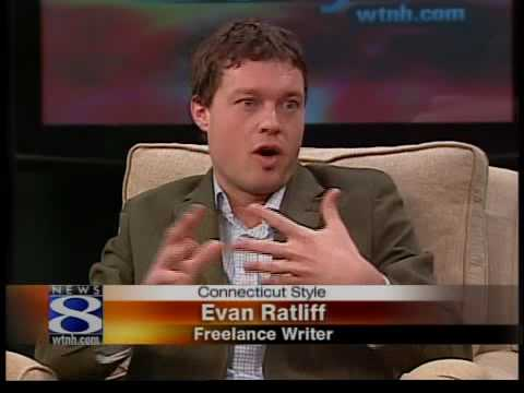 Author Evan Ratliff