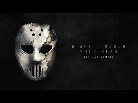Angerfist - Right Through Your Head (Detest Remix)