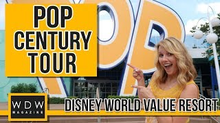 Disney's Pop Century Resort Tour