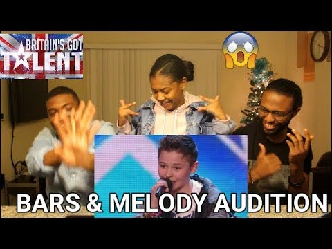 Bars & Melody - Simon Cowell's Golden Buzzer act | Britain's Got Talent 2014 (REACTION)