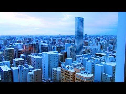 北海道札幌の旅 泊まったホテル We stayed Hotel,Sapporo