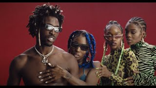 SAINt JHN - Monica Lewinsky, Election Year ft. DaBaby & A Boogie wit da Hoodie (Official Video)