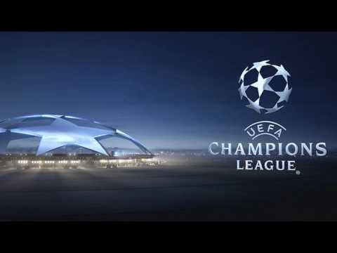 UEFA Champions League anthem stadium