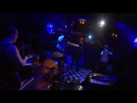 Major Parkinson - Black River Live @Ricks Theatre January 2014 (Drumcam)