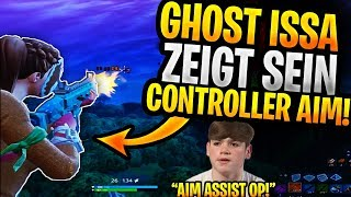 👉ISSA SHOWS HIS CONTROLLER AIM! (AIM ASSIST OP?) 👈 | HARMII FAIL!😱 | FORTNITE GERMAN HIGHLIGHTS