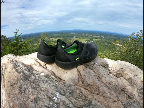 OOFOS OOMG FIBRE Shoe Review And Testimonial