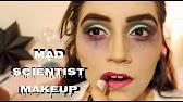 Halloween 2013: Nerdy Doctor / Mad Scientist Hair Makeup Look ...