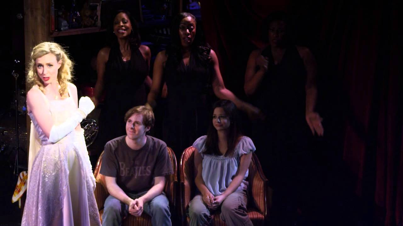 """Larger Than Life"" from Hereafter Musical [Theater 80]"