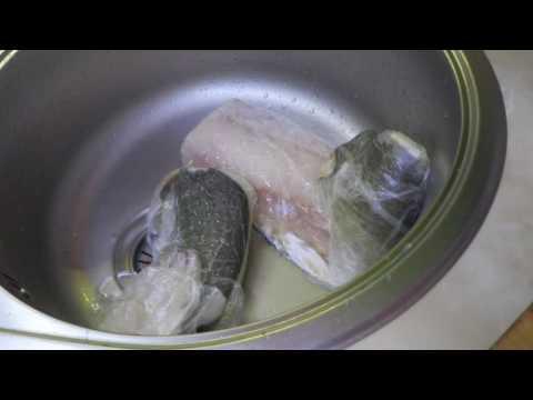 Суп рыбный с геркулесом
