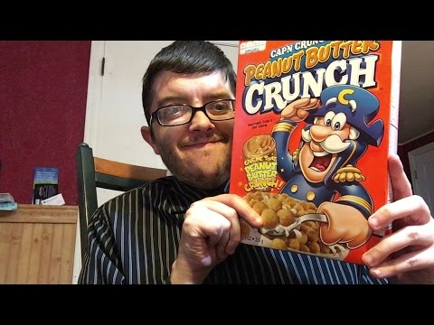Review: Cap'n Crunch's Peanut Butter Crunch Cereal