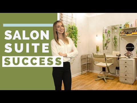 6 Secrets To Salon Suite Business Success