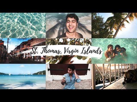 US VIRGIN ISLANDS VLOG 1