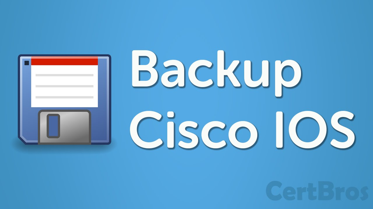 How to Copy Cisco IOS to TFTP Server