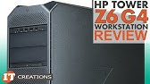 NEW HP Z Workstations - Z8, Z6, and Z4 G4! - YouTube