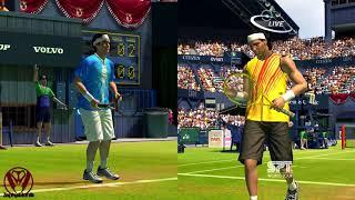 Virtua Tennis 3 | PC Gameplay | 1080p HD | Max Settings