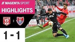 Hallescher FC - KFC Uerdingen | Spieltag 20, 19/20 | MAGENTA SPORT