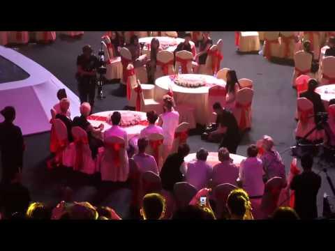 130818 Asian Idol Awards - EXO MAMA + Winning Speech + Wolf