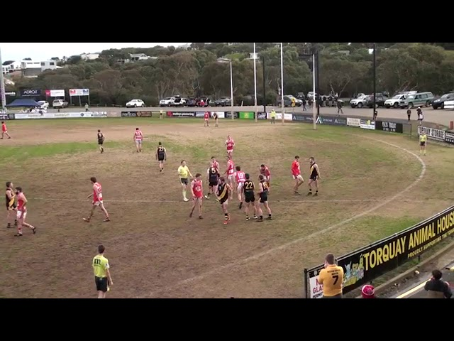 Rd 15 Torquay vs Ocean Grove Ball Ups