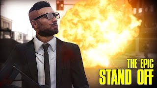 The Epic Stand Off | GTA V PC Editor - GTA 5 Short Film