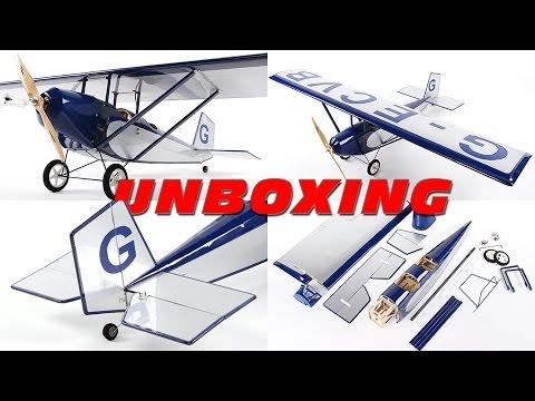 DutchRC - HobbyKing Pietenpol Aircamper - Unboxing!
