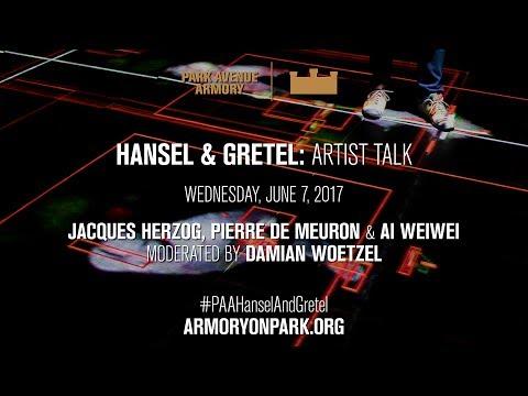 Hansel & Gretel: Artist Talk