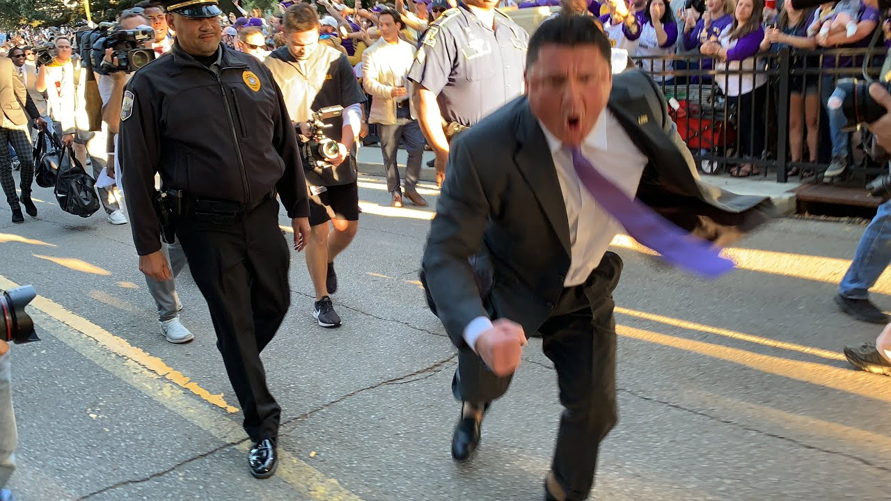LSU vs. Ole Miss live updates: See what Ed Orgeron, players had to ...